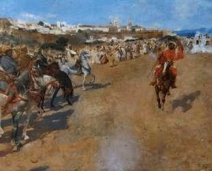 Fantasia Arabe — Тео ван Рейссельберге