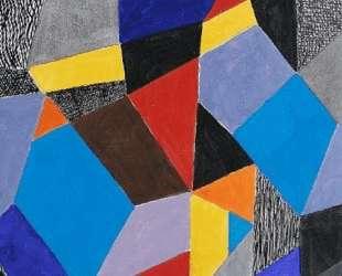 Farbformen und Struktuten — Иоганнес Иттен