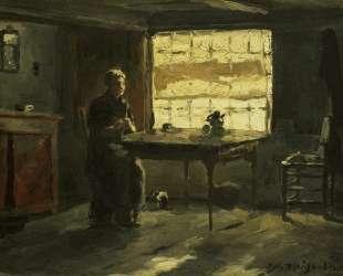 Farm Interior — Иохан Хендрик Вейсенбрух