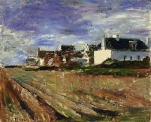 Farms in Brittany, Belle Ile — Анри Матисс