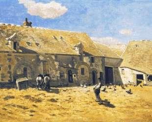Ферма в Шайи — Клод Моне