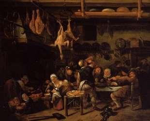 Fat Kitchen — Ян Стен