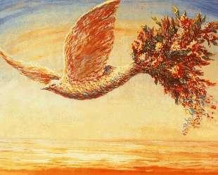 Favorable omens — Рене Магритт