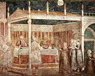 Feast of Herod — Джотто