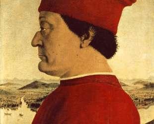 Федерико да Монтефельтро — Пьеро делла Франческа