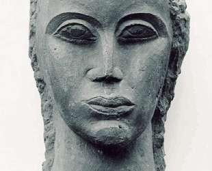 Female Head — Леонардо да Винчи