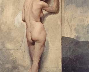 Female nude — Франческо Хайес