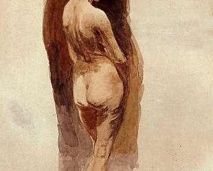 Female Nude — Томас Икинс