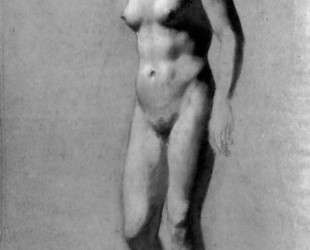 Female Nude — Пьер Поль Прюдон
