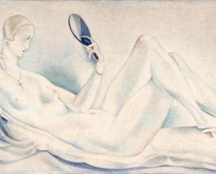 Female nude (for the decoration of Bristol club) — Хосе де Альмада Негрейрос