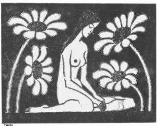 Female Nude I — Мауриц Корнелис Эшер