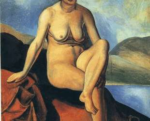 Female nude with a jug — Андре Дерен