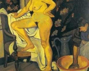 Femme a la Toilette — Сюзанна Валадон
