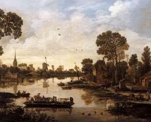 Ferry Boat — Эсайас ван де Вельде