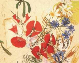 Field flowers — Михаил Врубель