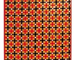 Field of Crosses (Red & Black) — Силвиу Оравитзан