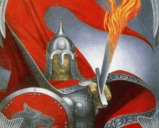 Fiery sword — Константин Васильев