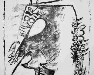 Figure Blanche — Вифредо Лам