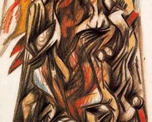 Figure Composition — Томас Гарт Бентон