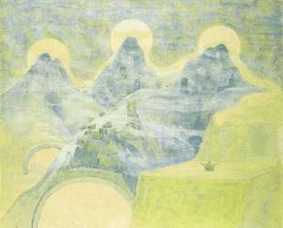 Финал (Соната змеи) — Микалоюс Чюрлёнис