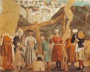 Обретение Святого Креста — Пьеро делла Франческа