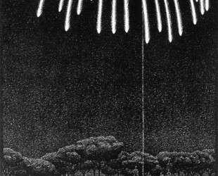 Fireworks — Мауриц Корнелис Эшер