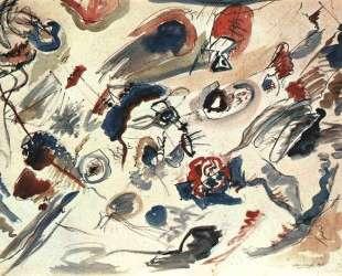 Первая абстрактная акварель — Василий Кандинский