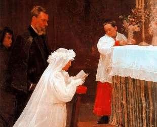 First Communion — Пабло Пикассо