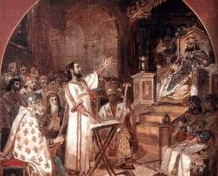 Первый Вселенский Никейский Собор — Василий Суриков