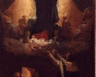 Обет Людовика XIII — Жан Огюст Доминик Энгр