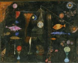 Fish Magic — Пауль Клее