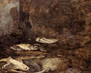 Fish, Skate and Dogfish — Эжен Буден
