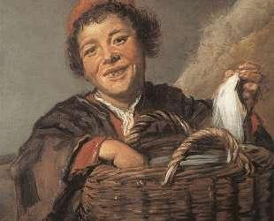 Fisher Boy — Франс Халс