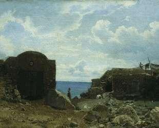 Fisherman's settlement — Лев Лагорио