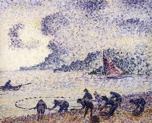 Fisherman — Анри Эдмон Кросс