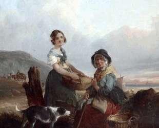 Fisherwomen — Уильям Шайер