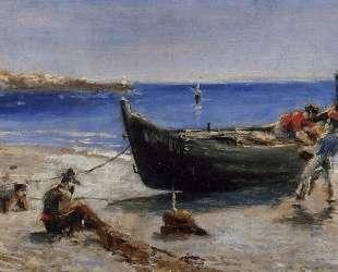 Fishing Boat — Анри де Тулуз-Лотрек