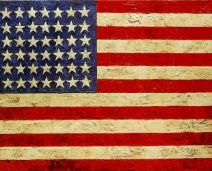 Flag — Джаспер Джонс