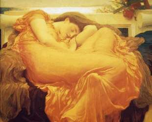 Flaming June — Фредерик Лейтон