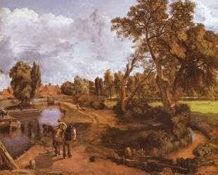 Мельница Флэтфорда — Джон Констебл