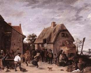 Flemish Kermess — Давид Тенирс Младший