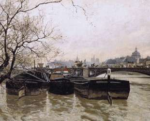 Flooding by the Seine — Фриц Таулов
