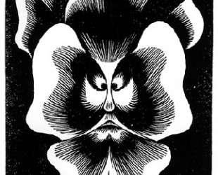 Flor de Pascua — La Pensee — Мауриц Корнелис Эшер