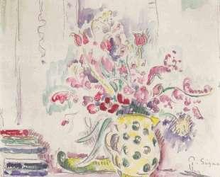 Floral still life — Поль Синьяк