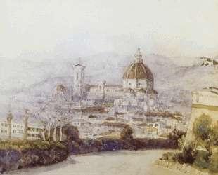 Флоренция — Василий Суриков