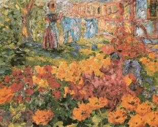 Flower Garden — Эмиль Нольде