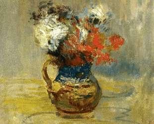 Flower Still Life — Джон Генри Твахтман (Tуоктмен)