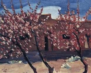 Flowering peaches — Мартирос Сарьян