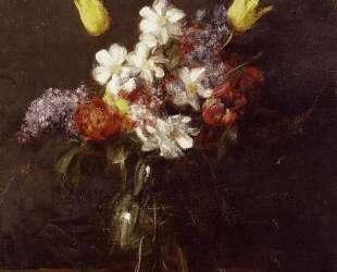 Flowers — Анри Фантен-Латур