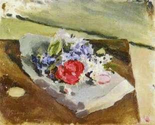Цветы — Виктор Борисов-Мусатов